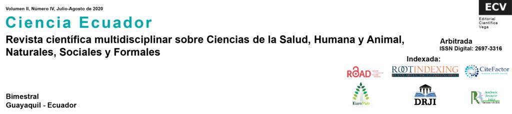 Revista Científica Multidisciplinaria sobre Ciencias de la Salud, Humana y Animal.